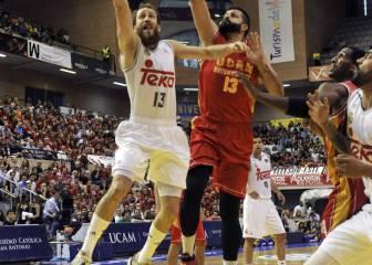 Un gran Murcia derrota al Real Madrid y fuerza el tercer partido