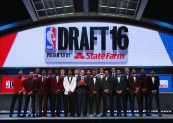 Del número 1 al 60: así queda el Draft NBA 2016