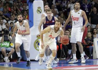 Sergio Rodríguez planea marcharse otra vez a la NBA