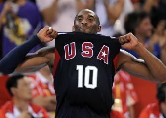 'Kobe nos salvó de la derrota contra España en Pekín 2008'
