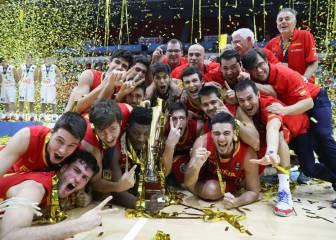 España se cuelga el oro en el Europeo Sub-20 de Helsinki