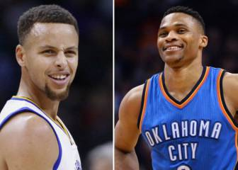 Los 10 mejores agentes libres de 2017: Curry, Westbrook...