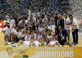 FIBA excluye al campeón de la Euroliga de la Intercontinental
