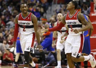 Wizards pagan 39M a sus dos estrellas: 'No nos gustamos'