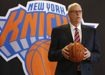 Phil Jackson se sincera: ¿cuál es su mayor error en los Knicks?