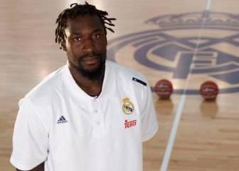 El Real Madrid hace oficial el fichaje de Othello Hunter