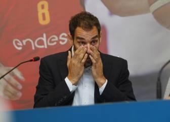 Calderón deja la Selección: 'Es el sitio y el momento'