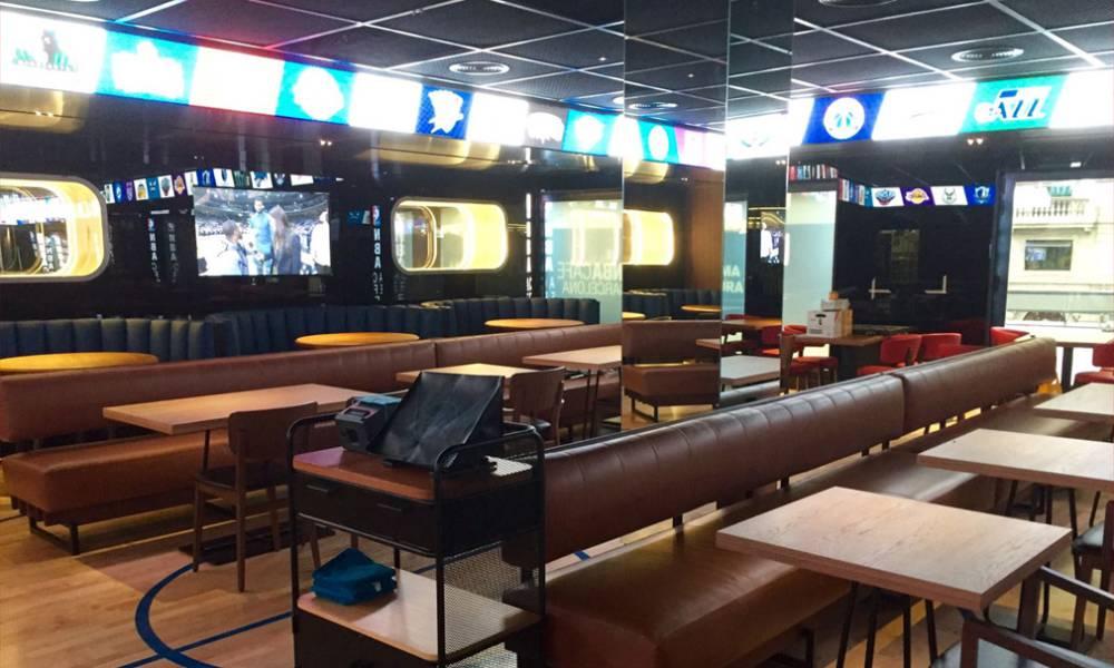Nba caf barcelona abre sus puertas el 26 de septiembre - Disenador de interiores barcelona ...