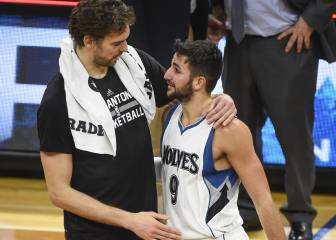 Pau supera a Ricky y sus Spurs rozan el récord de los Warriors