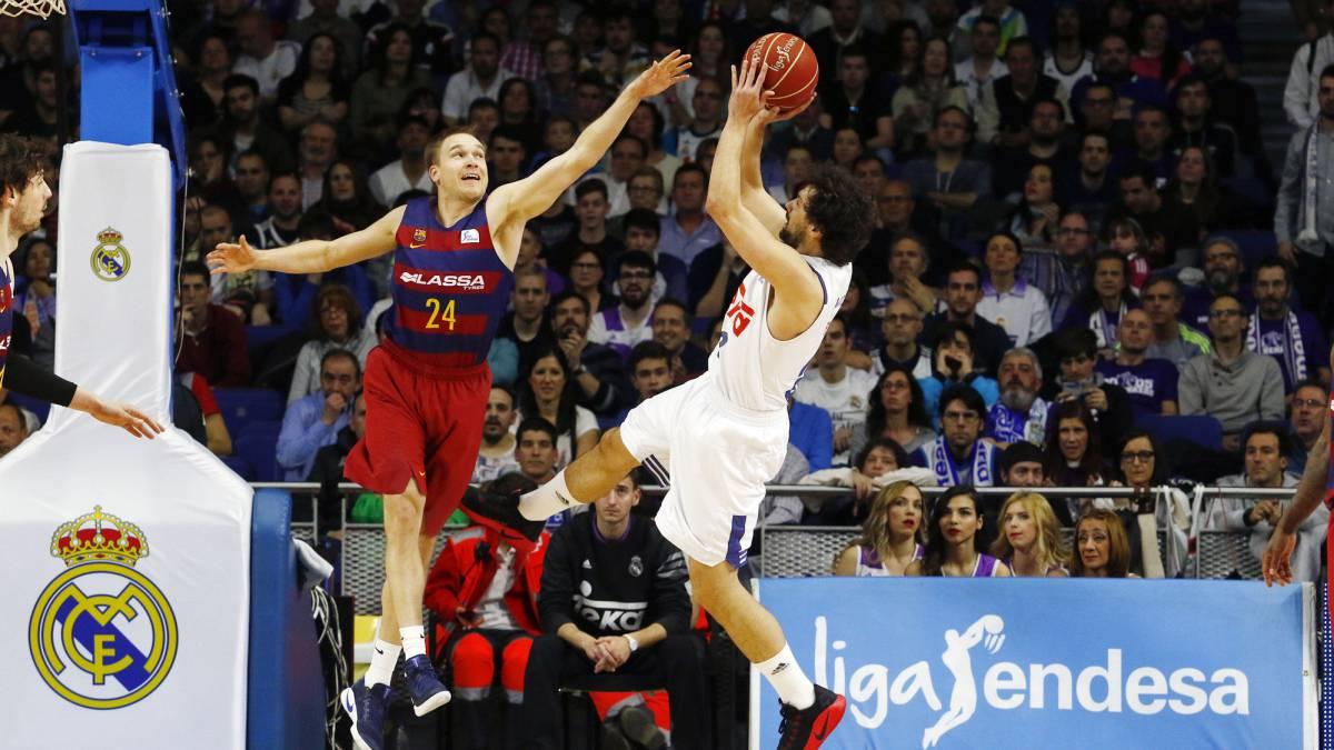 El Real Madrid se lleva el Clásico y el Iberostar Tenerife sigue como líder sólido