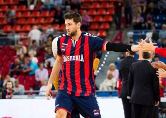 Fiasco Bargnani: deja el Baskonia tras jugar el 49,2% de partidos