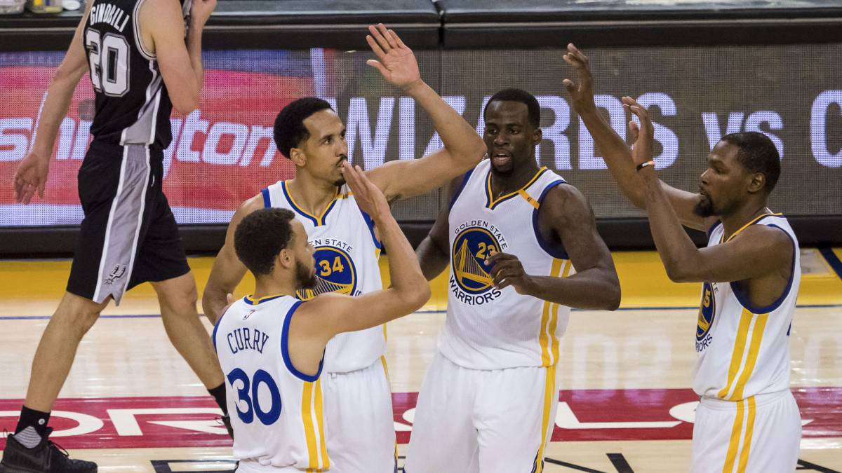 Curry 40 lidera una incre ble remontada ante los spurs - Black friday tenerife 2017 ...