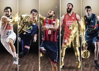 Llull, Jackson, Hanga... ¿Quién será el MVP de la Liga Endesa?