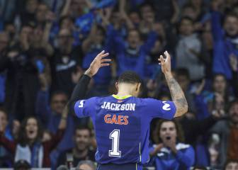 Ni NBA ni Euroliga: Edwin Jackson jugará en China