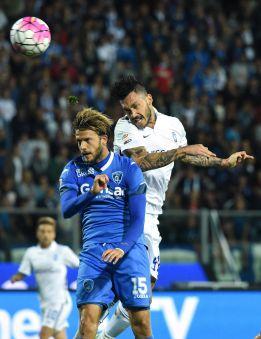 Atalanta vuelve al triunfo en el retorno de Mauricio Pinilla