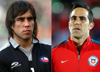 Así cambiaron las figuras de Chile y Argentina en 10 años