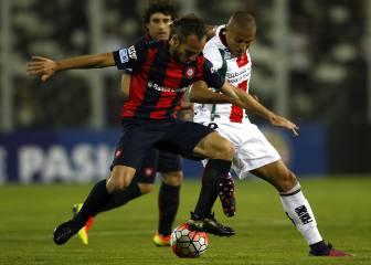 Palestino vs San Lorenzo: goles, crónica, resultado e imágenes