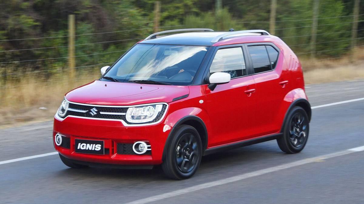 Suzuki Ignis regresa directo desde Japón - AS Chile