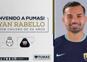 Bryan Rabello deja Santos Laguna y ficha por Pumas