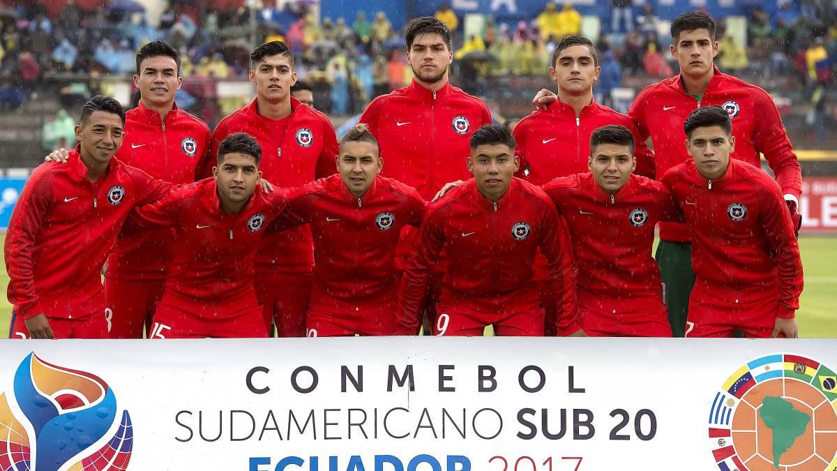 Chile Vs Paraguay En Vivo Online: Sudamericano Sub 20 2017