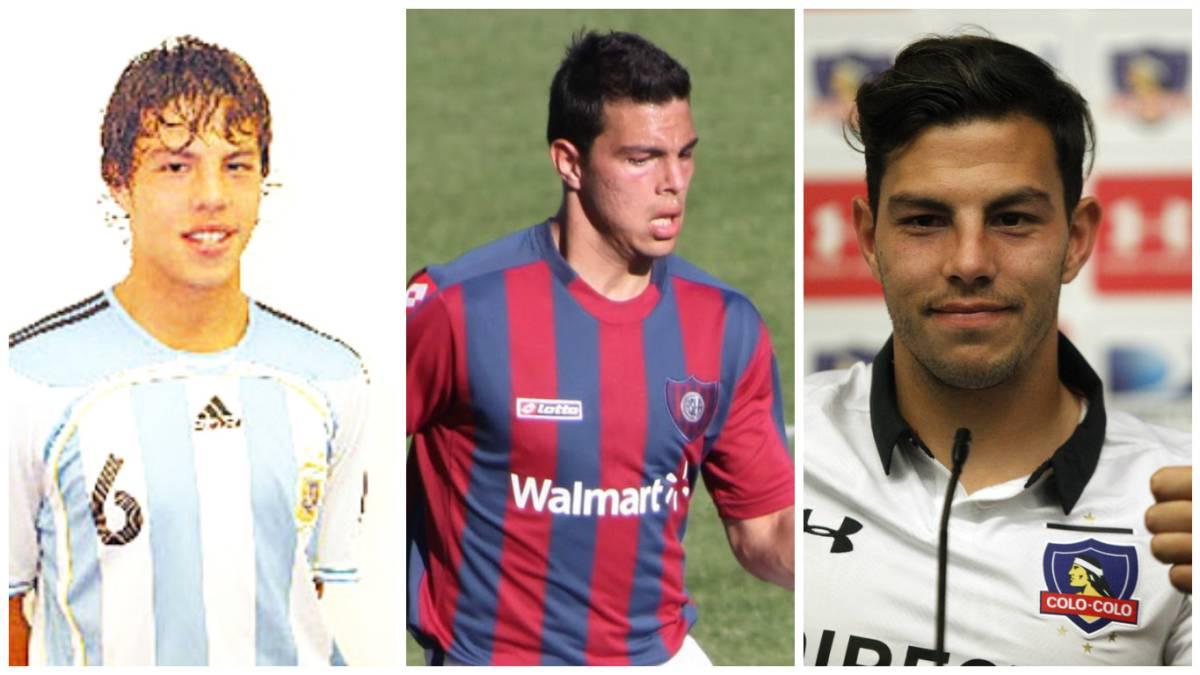 El ex capitán de Argentina Sub 20 que anuló a Palermo y fue ... - AS Chile