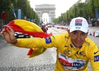 Españoles que han ganado el Tour