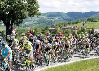 Giro de Italia 2016 en directo: Etapa 16 Bresannone - Andalo (132 kilómetros)