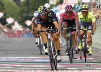 Valverde: 'En las etapas de los Alpes voy a por todas'