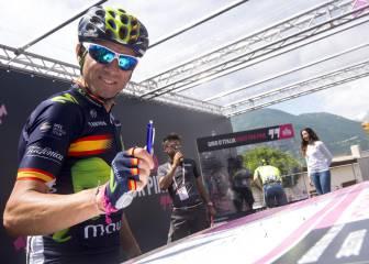 Valverde: 'Ahora, a ayudar a Nairo y a por la medalla en Río'