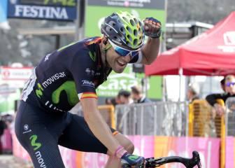 Valverde sólo hará el Nacional antes de Tour y Juegos