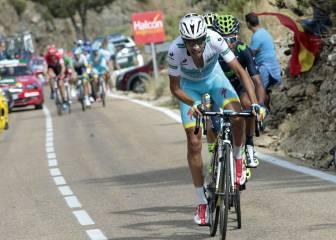 Aru será el líder del Astana en el Tour con el apoyo de Nibali