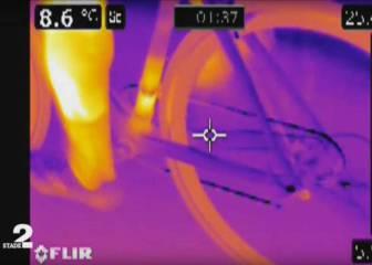 El Tour usará cámaras térmicas para evitar motores en las bicis