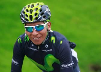 Quintana: 'Froome y Contador son los principales favoritos'
