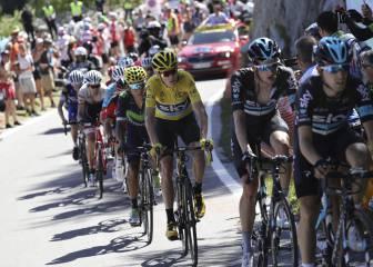 Resumen de la 19ª etapa del Tour: Bardet logra etapa y podio y Froome besa el suelo