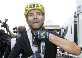 Valverde: 'Subo más veces al podio de viejo que antes'