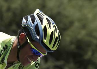 """Contador: """"Para salvar la caída salté por una pierna"""""""