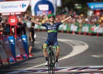 Los gemelos siguen de moda: Simon Yates gana la 6ª etapa
