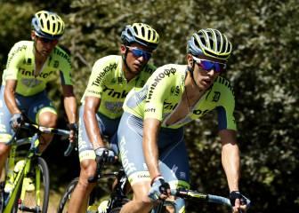 Resumen de la 8ª etapa de la Vuelta a España: La Camperona