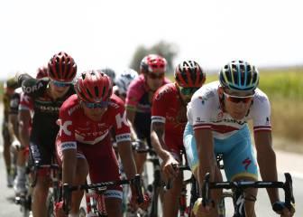 Resumen de la novena etapa de la Vuelta: victoria y liderato para David de la Cruz