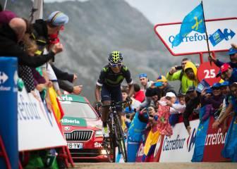 Nairo Quintana conquista los Lagos en una etapa épica