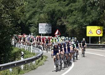 Resumen de la Vuelta a España: Etapa 11