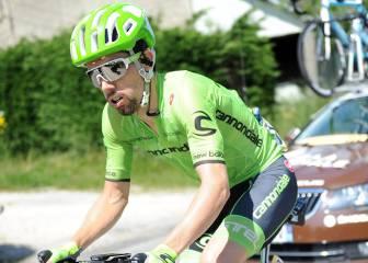 André Cardoso correrá junto a Contador a partir de 2017