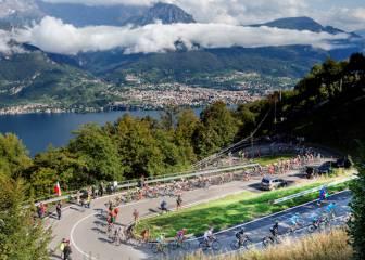 Contador, una de las estrellas para el Giro de Lombardía