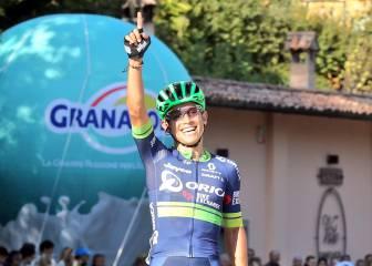 Esteban Chaves logra la victoria en el Giro de Emilia