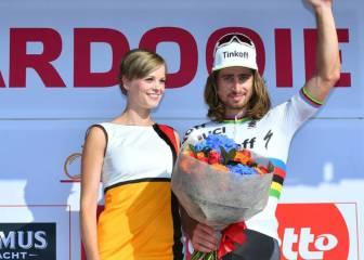 Peter Sagan se coloca primero en el World Tour Ranking