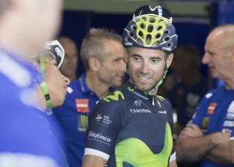 Valverde causa baja por 'una indisposición y en precaución'