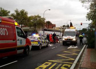 La familia del ciclista arrollado en Sevilla donará sus órganos