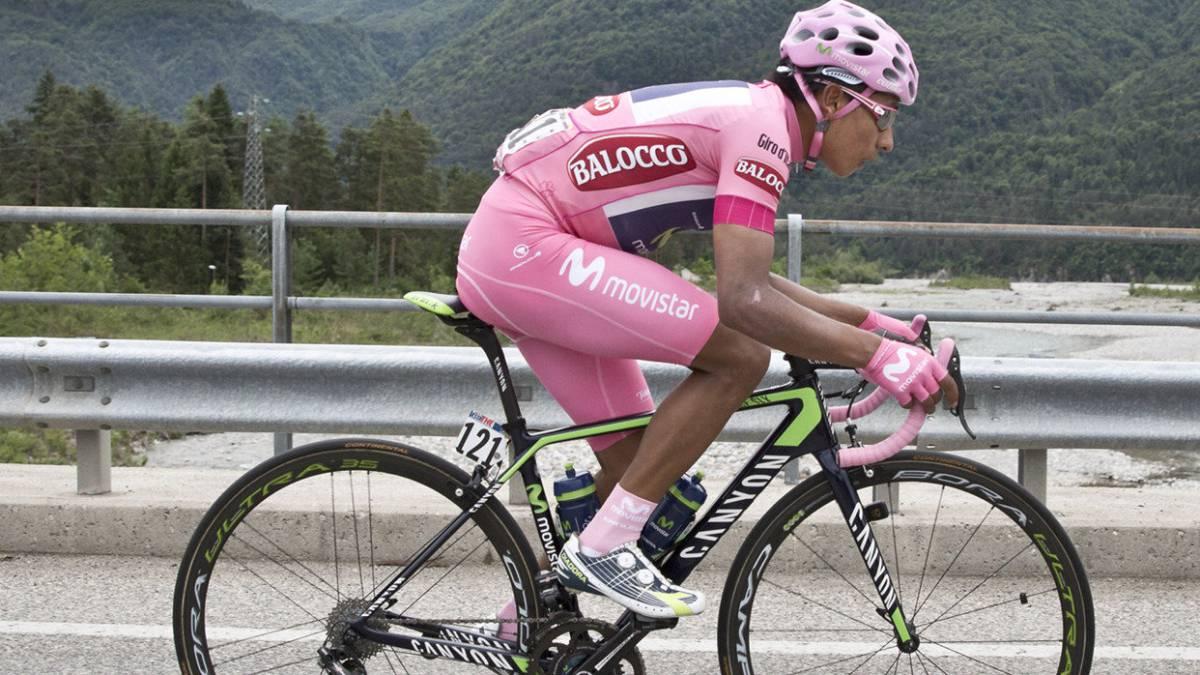 Ciclismo la lista de 197 ciclistas y 22 equipos del giro for Equipos de ciclismo