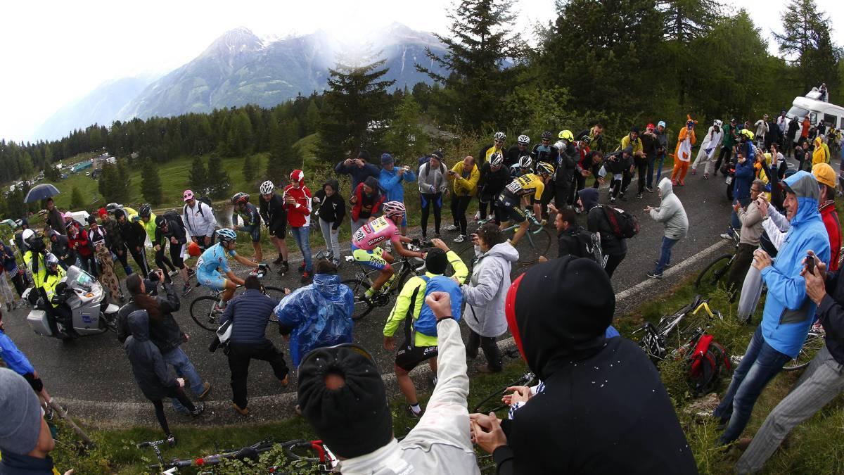 Ciclismo las etapas que no te puedes perder del giro de - Black friday tenerife 2017 ...
