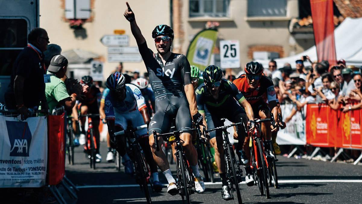 Viviani se hace con la segunda etapa de la ruta del sur - Black friday tenerife 2017 ...